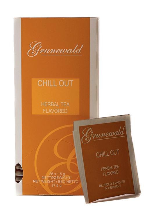 Чай в пакетиках Grunewald Chill Out