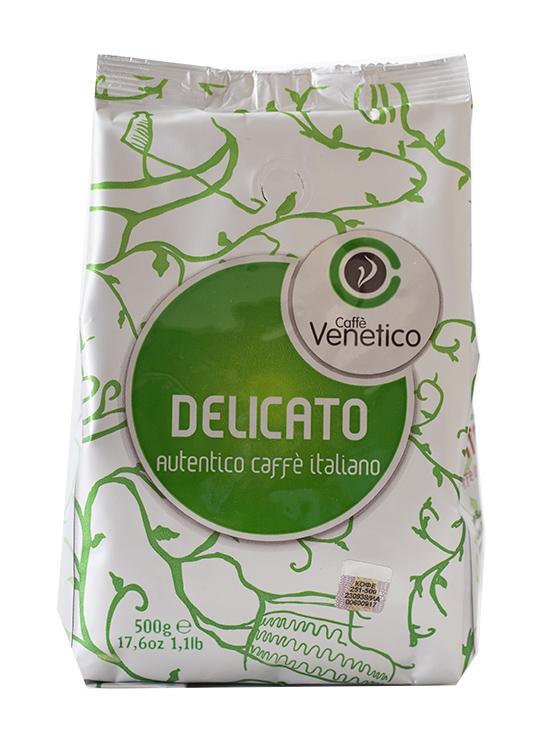 Кофе зерновой Venetico Delicato