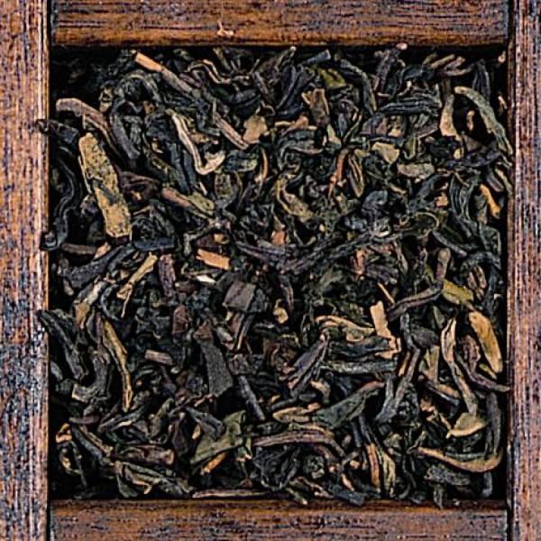 Черный чай с бергамотом