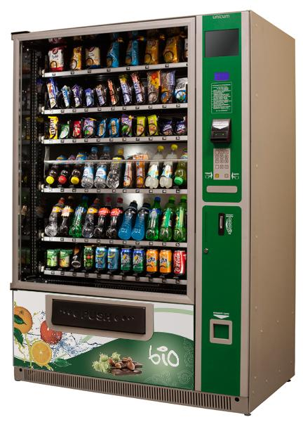 Торговый автомат FoodBox Long