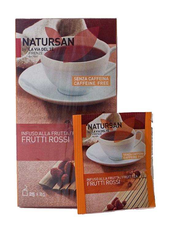 Фруктовый чай Frutti Rossi