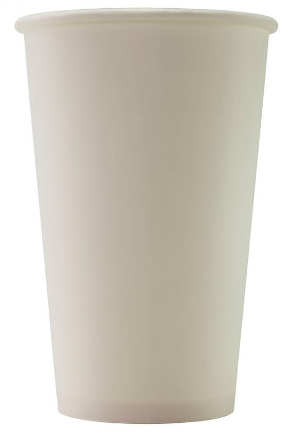 Бумажный стакан, 400 мл