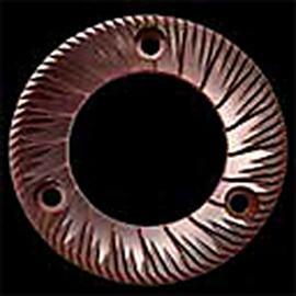 Титановые плоские жернова 83 мм