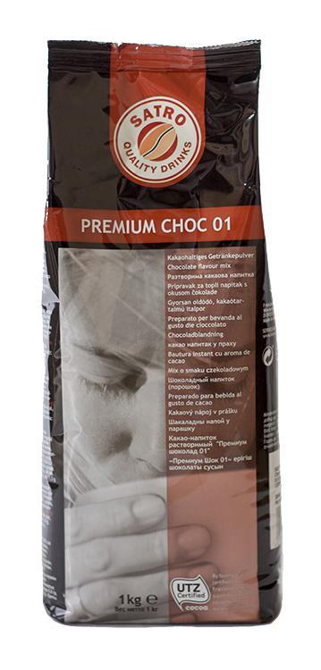 Горячий шоколад Premium Choc 01