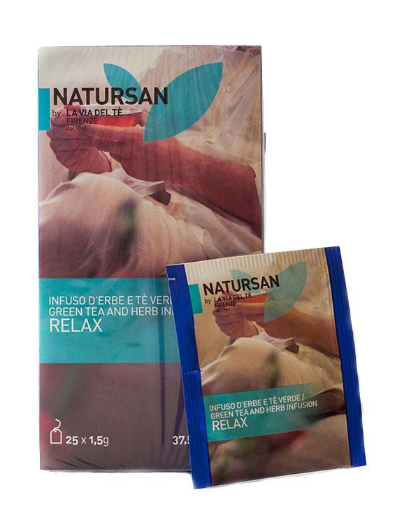 Чай в пакетиках Natursan Relax