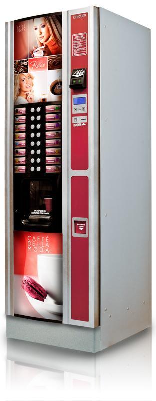 Автомат по продаже чая Unicum Rosso Tea