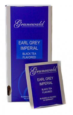 Чай в пакетиках Grunewald Earl grey imperial