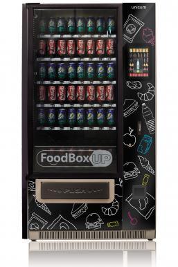 Торговый автомат Unicum FoodBox Lift Touch