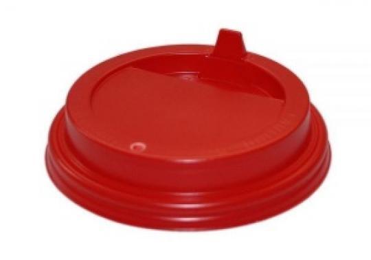 Крышка для бумажного стакана с клапаном