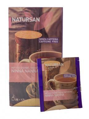 Травяной чай Natursan Ninna Nanna