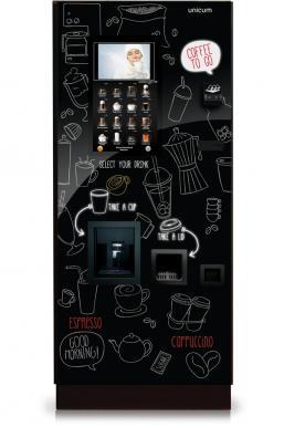 Кофейный автомат Уникум Rosso ToGo