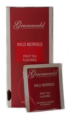 Чай в пакетиках Grunewald Wild Berries